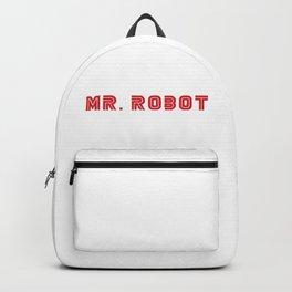 Mr Robot Backpack