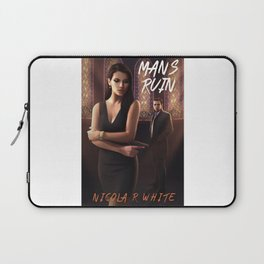 Man's Ruin - Pulp Cover Variant Laptop Sleeve