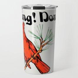 SufjanStevens - Ding! Dong! Songs For Christmas Travel Mug