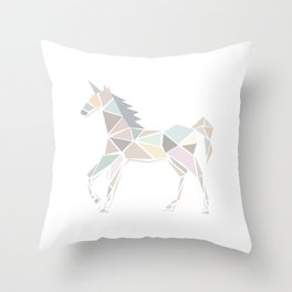 Be a Unicorn Throw Pillow