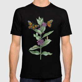 Monarch Butterfly Life Cycle T-shirt