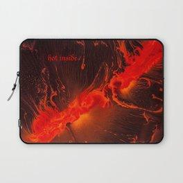 Hot Inside Laptop Sleeve