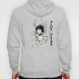 Go Beyond! Plus Ultra! Hoody