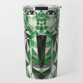 Ghost of Tutankhamun Travel Mug