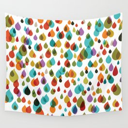 little drops Wall Tapestry