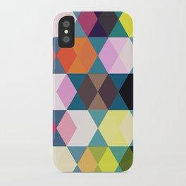 Tivoli Colourful Pattern  iPhone Case