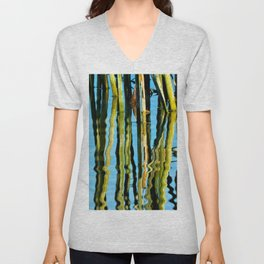 Peaceful Reflections Unisex V-Neck