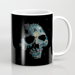 Holy Starman Skull Coffee Mug