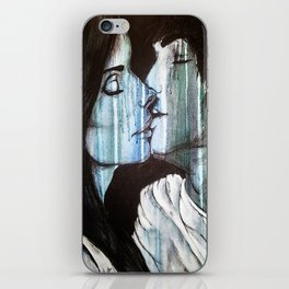 Embrace Me iPhone Skin