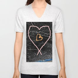 One for the other Unisex V-Neck