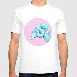 BLUE SNAKE T-shirt