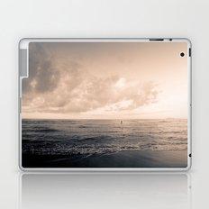 calm day ver.warmblack Laptop & iPad Skin