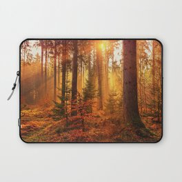 The Golden Hour (Color) Laptop Sleeve