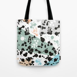 C13D Splatterings3 Tote Bag