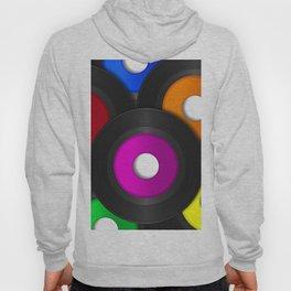 45 RPM Records Hoody