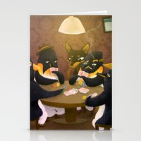 poker Stationery Cards featuring Poker by happymiaow