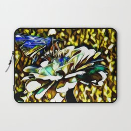 The Skipper Butterfly As A Jewel Laptop Sleeve