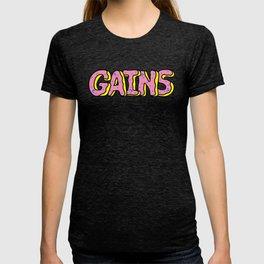 Donut Gains T-shirt