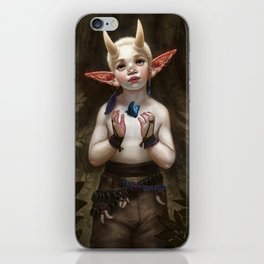 Child of the Forest iPhone Skin