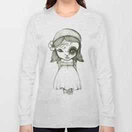 Tattooed Girl Long Sleeve T-shirt