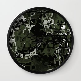 Abstract collection 67 Wall Clock