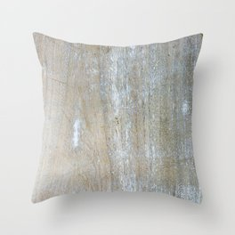 wood backgroud Throw Pillow