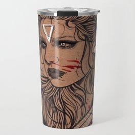 Lagertha Travel Mug