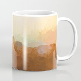 Des Moines, Iowa Skyline Coffee Mug