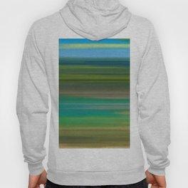 Astratto multicolore Hoody