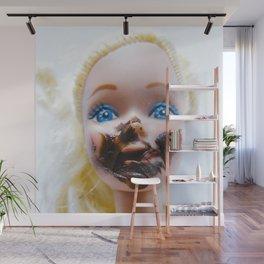 Chica chocoholica Wall Mural