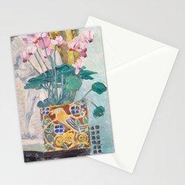 "Charles Rennie Mackintosh ""Cyclamen"" Stationery Cards"