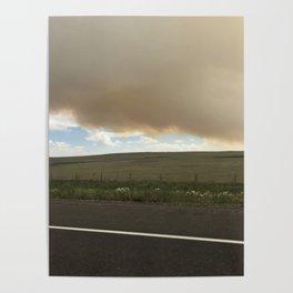 I-25 Storm Poster