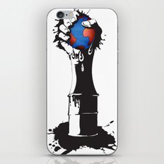 the squeeze iPhone & iPod Skin