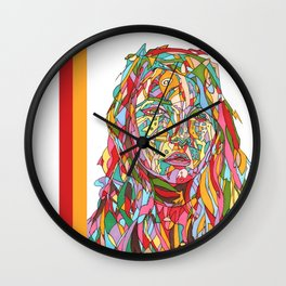Lindsey Wall Clock
