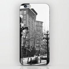 historic gastown  iPhone & iPod Skin