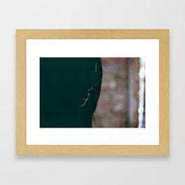Jessy Framed Art Print