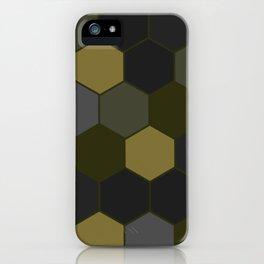 DARK HIVE iPhone Case