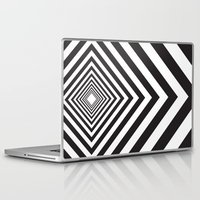 square Laptop & iPad Skins featuring Square by Vadeco