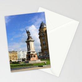 Antonio de Oquendo Stationery Cards