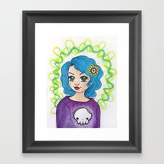 Eye of the Beholder Framed Art Print