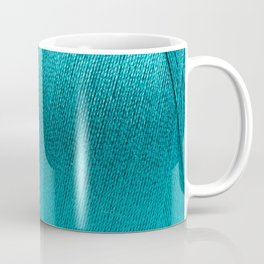 blue string Coffee Mug
