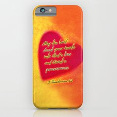 Direct Your Hearts Slim Case iPhone 6s