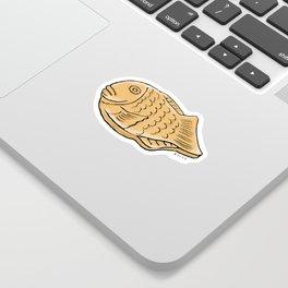 Taiyaki Sticker