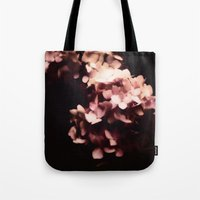 hydrangea Tote Bags featuring Hydrangea by Christine Belanger