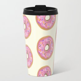 Strawberry Frosted Travel Mug