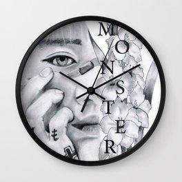 Chanyeol | Lucky Monster Wall Clock