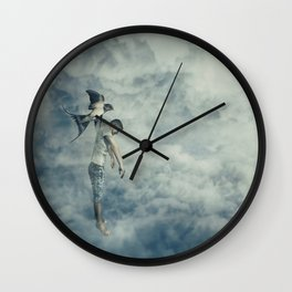 dream abduction Wall Clock