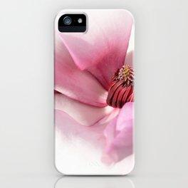 Magnolienblüte iPhone Case
