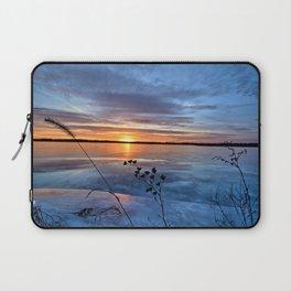Late Autumn Sun Laptop Sleeve