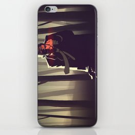 Sin City woods iPhone Skin